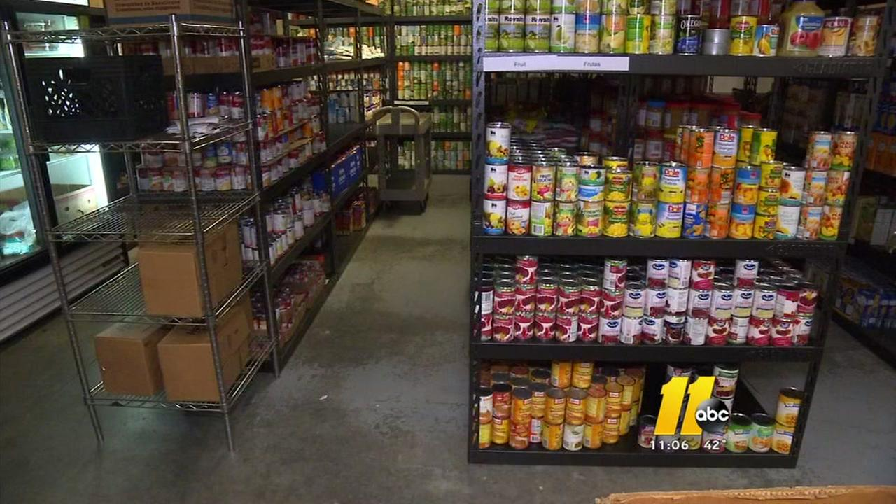 Food bank needs help filling holiday needs