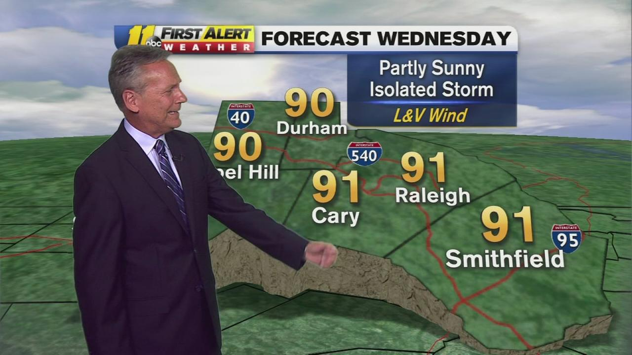 ABC1 First Alert Forecast
