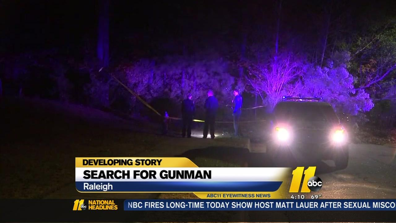 Man killed in shooting outside Raleigh condos identified