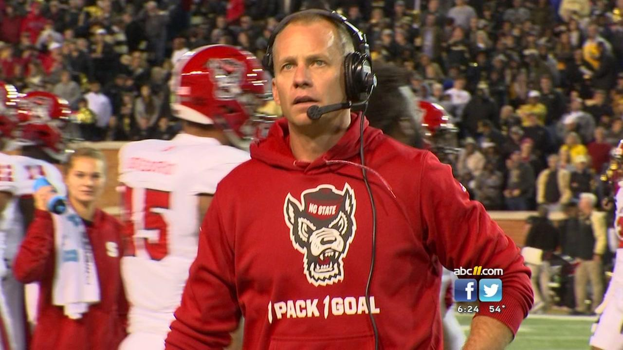 NC State makes Dave Doerens new contract official