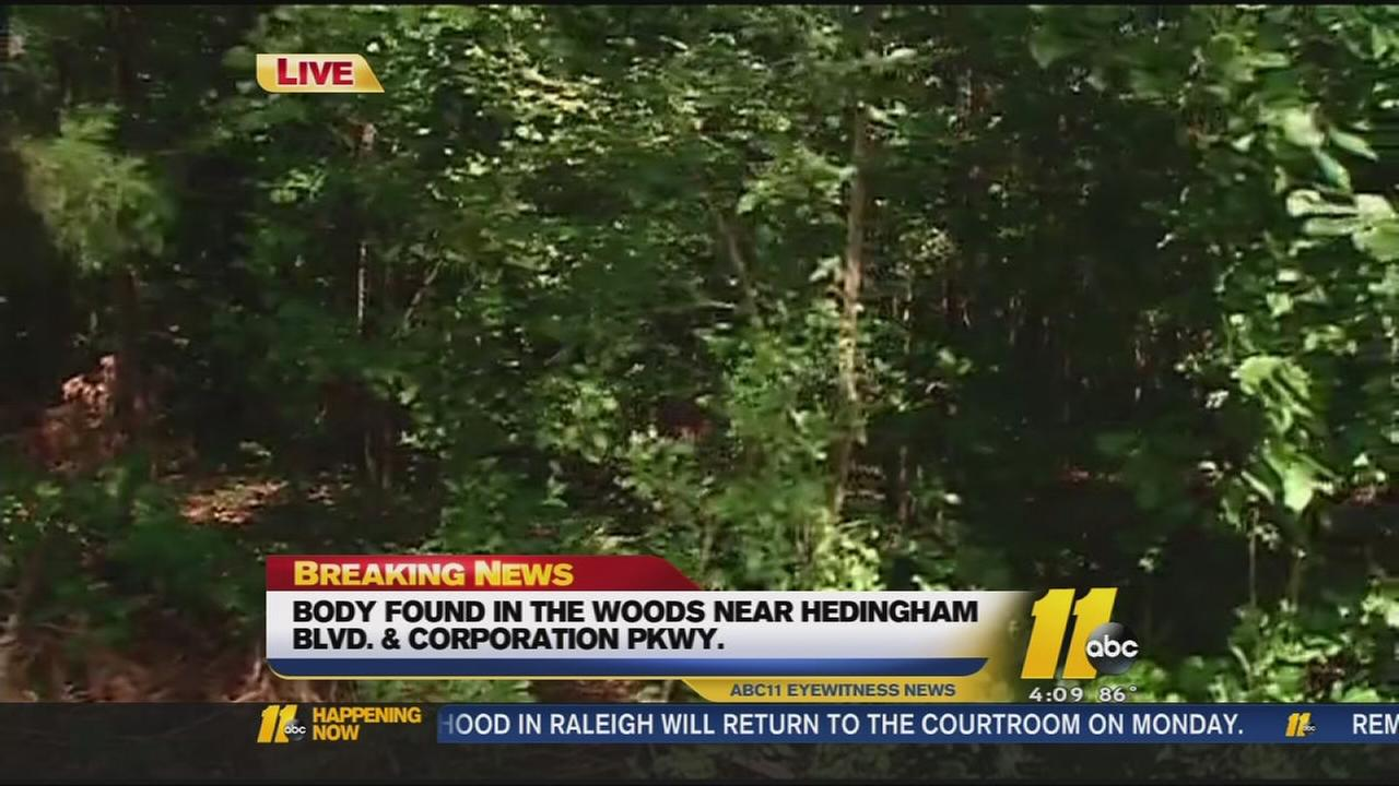 Body found in east Raleigh