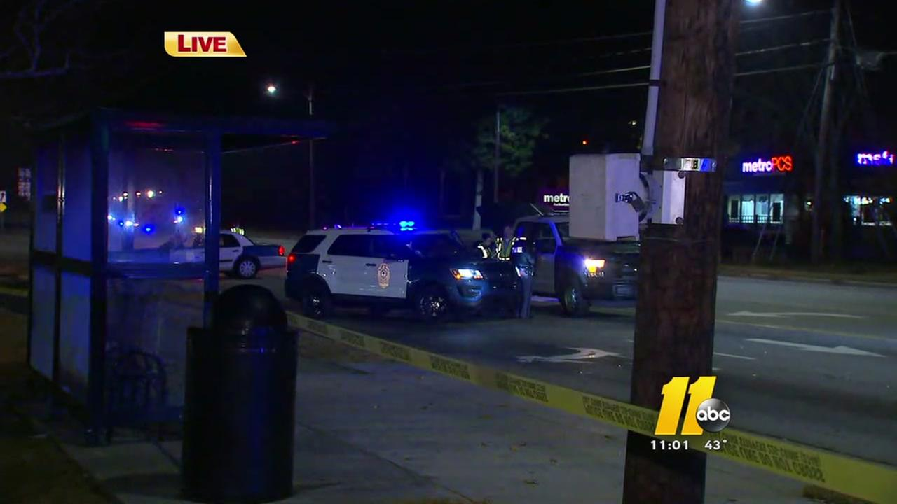 Pedestrian struck, killed in Raleigh