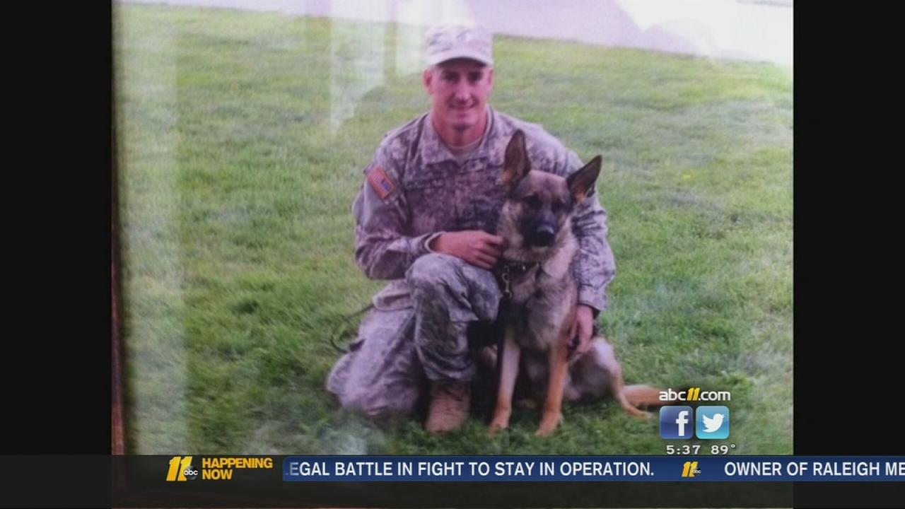 Group offers reward to reunite soldier, combat buddy