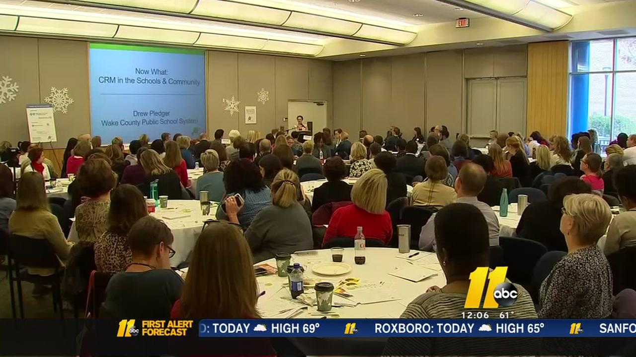 Community advocates discuss Adverse Childhood Experiences