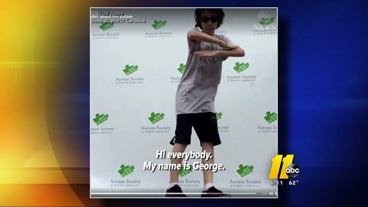 Raleigh boys video about autism goes viral