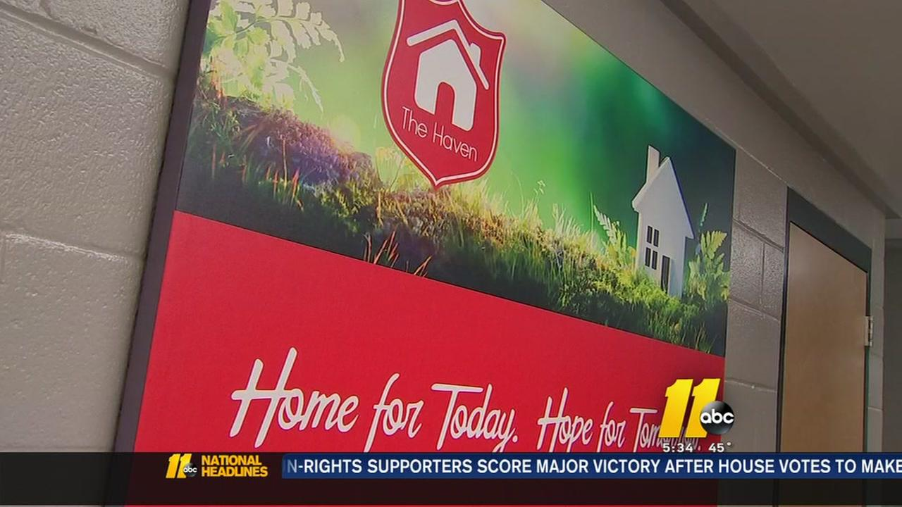 Salvation Army Shelter opens doors in Fayetteville