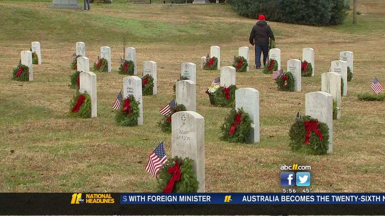 Wreaths Across America needs your help