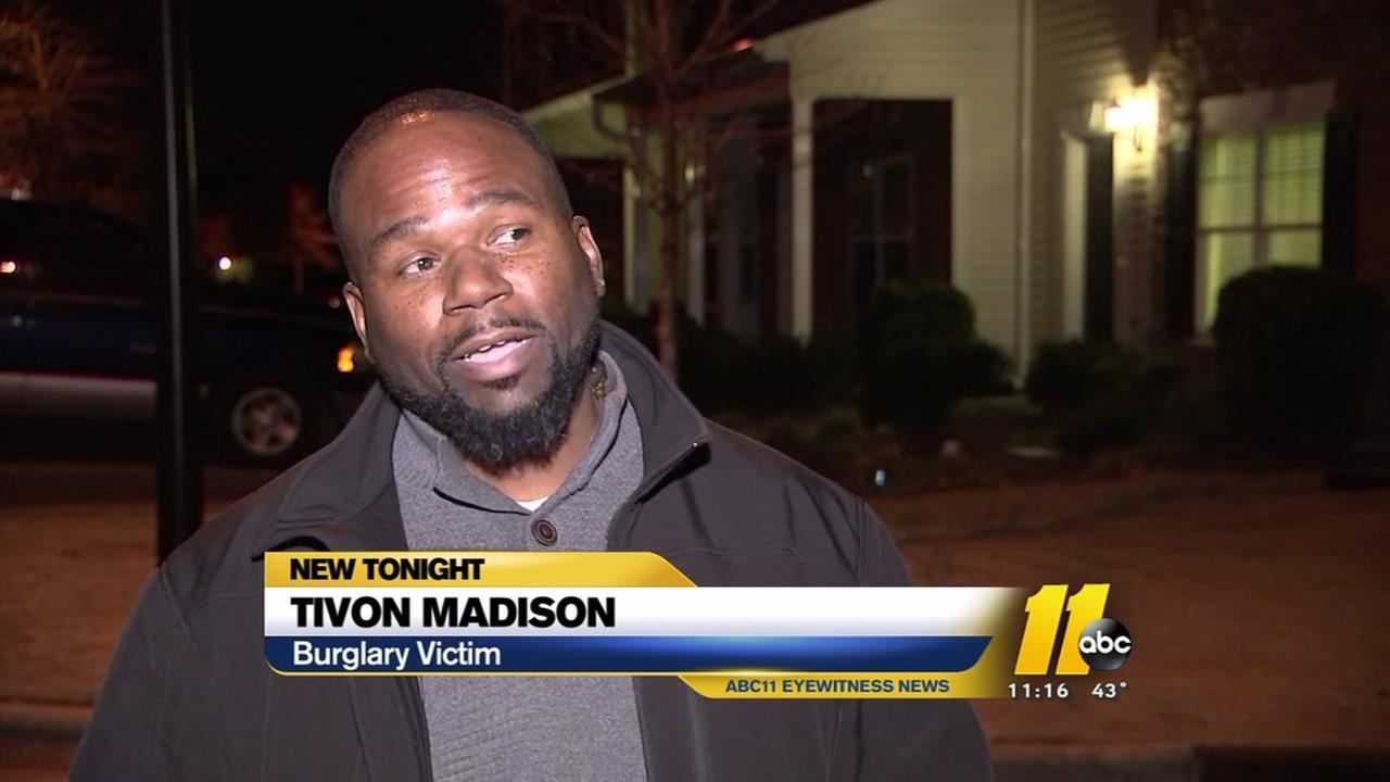 Hit by car thieves, Durham mentor keeps inspiring
