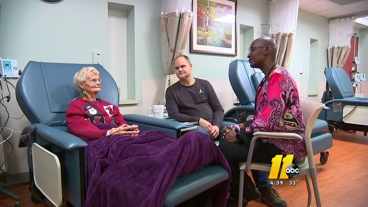 Cancer survivors create advisory council at UNC Rex Healthcare Cancer Center