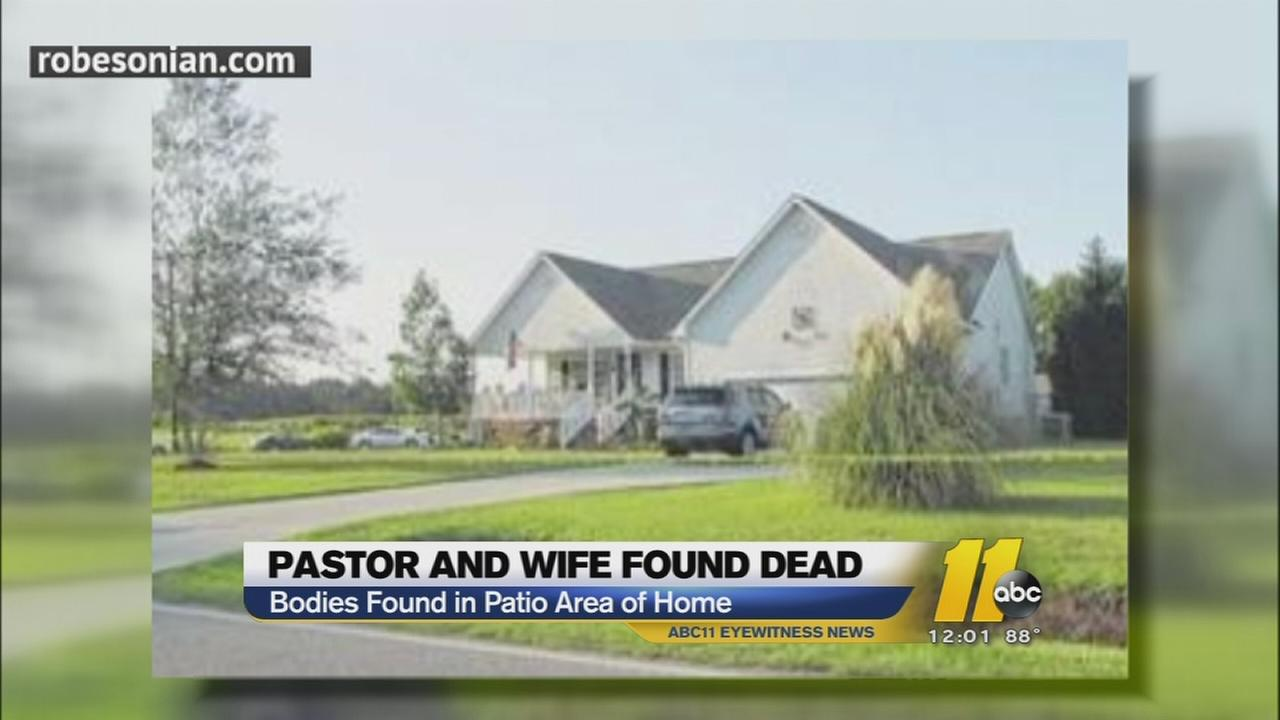Autopsies complete for minister, wife found dead at home