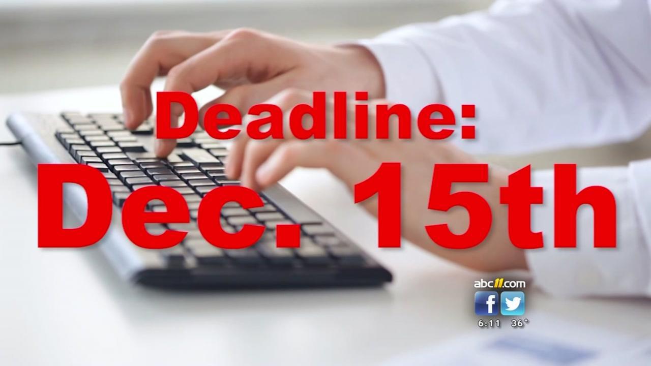 ACA deadline