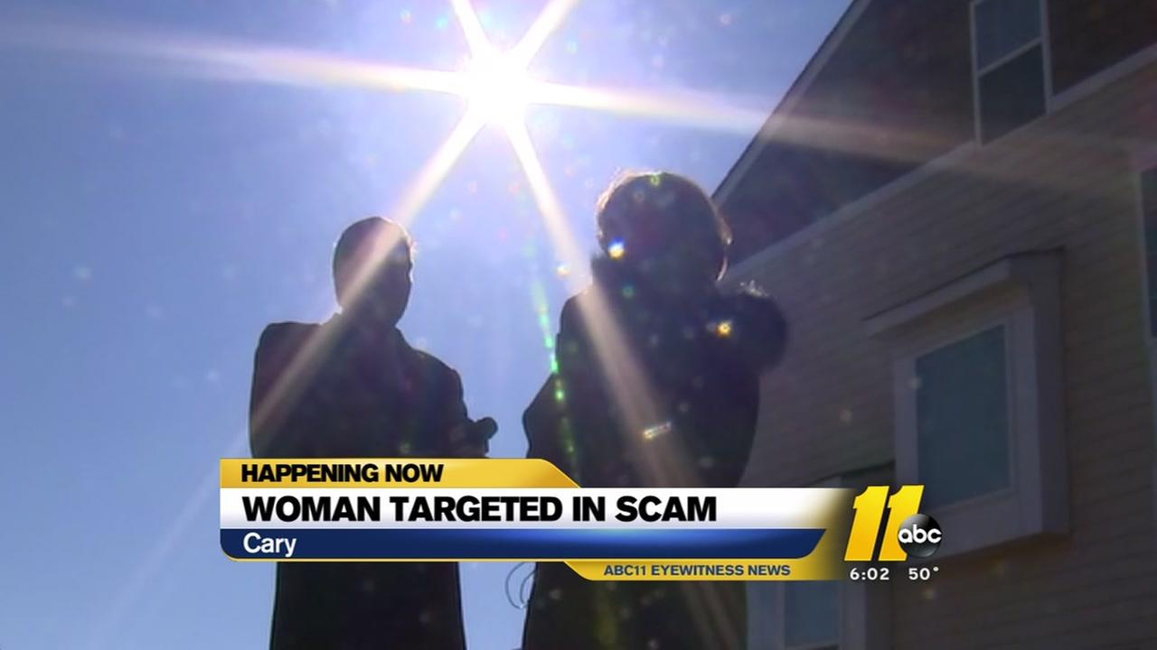 Cary woman says she almost fell for new hostage scam