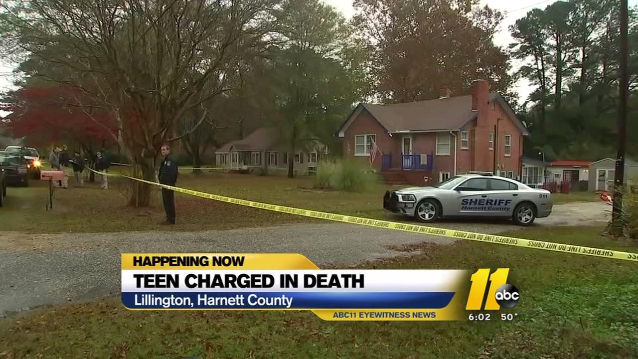 Harnett County teen arrested in shooting death of friend