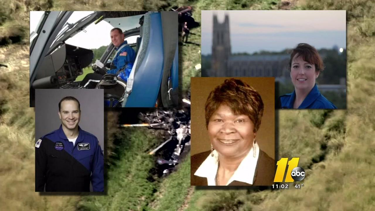 Victims families of Duke Life Flight crash file lawsuits, blame engine, pilot