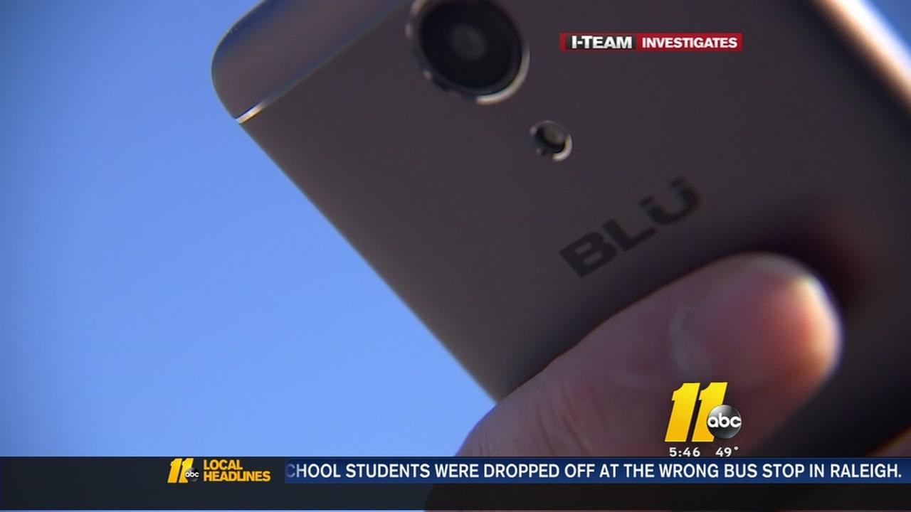 I-Team probes area cell phone security problems