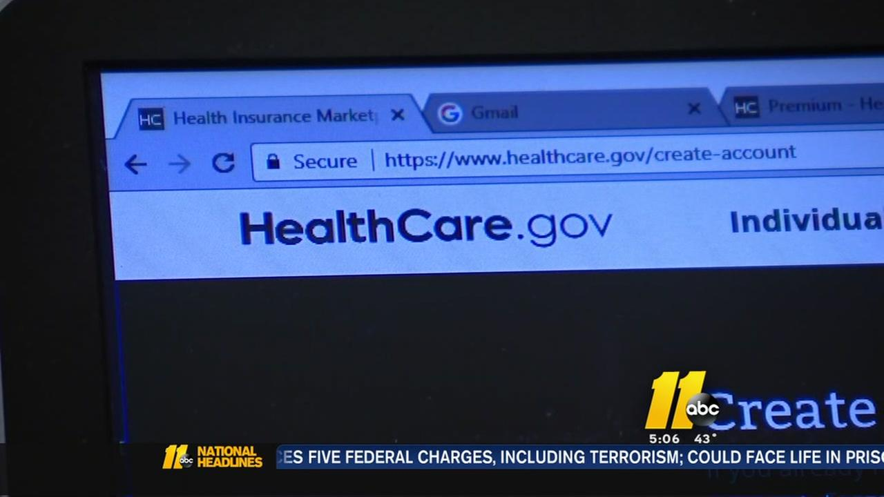 Governor Cooper requests to extend open enrollment period for HealthCare.gov