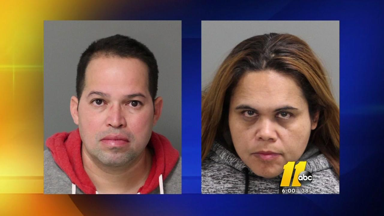 Wake Forest porch pirates arrested