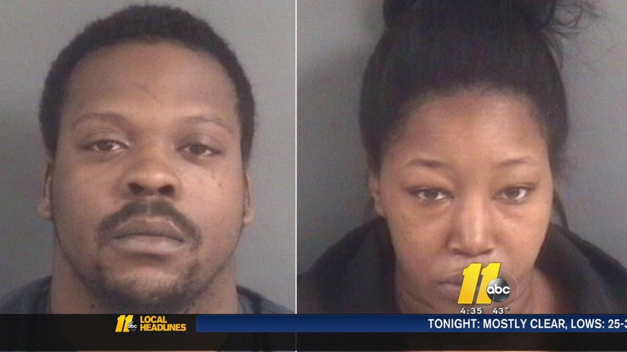 Cumberland County couple accused biting their children