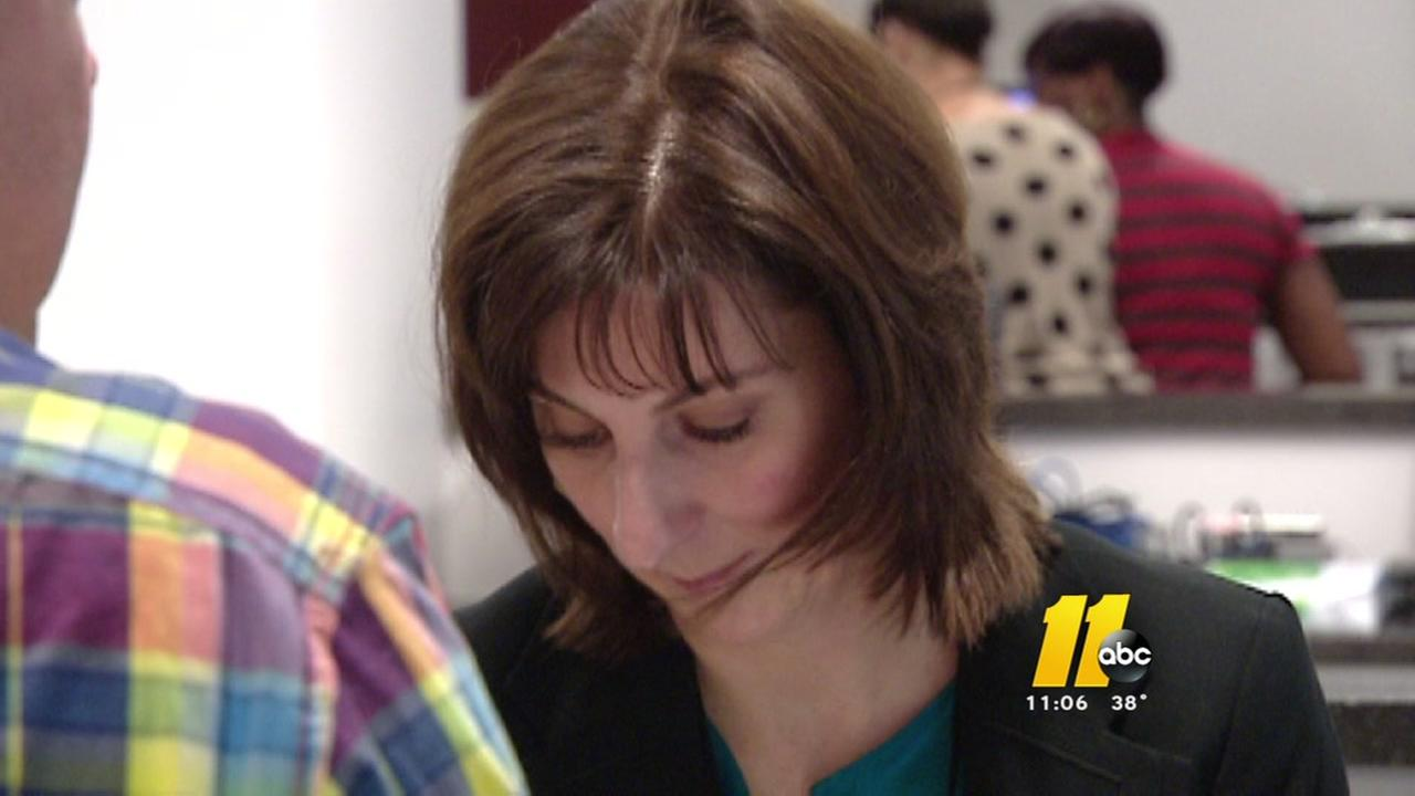 Former Wake Register of Deeds turns herself in to authorities