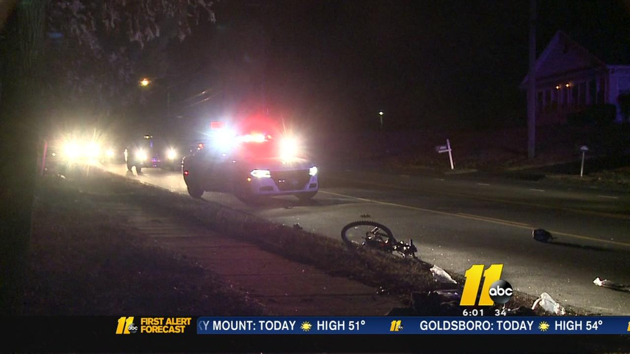 Police investigating hit-and-run in Durham