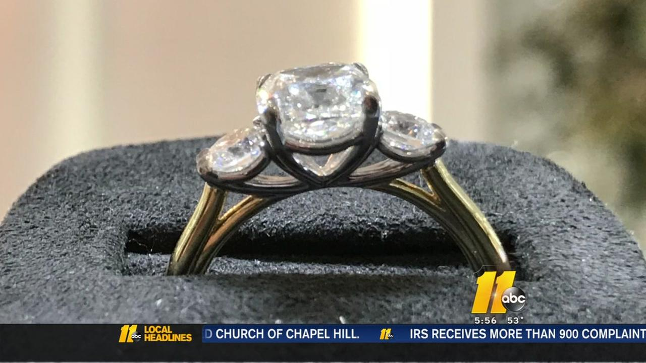Raleigh jeweler unveils replica of soon-to-be royal Meghan Markles ring