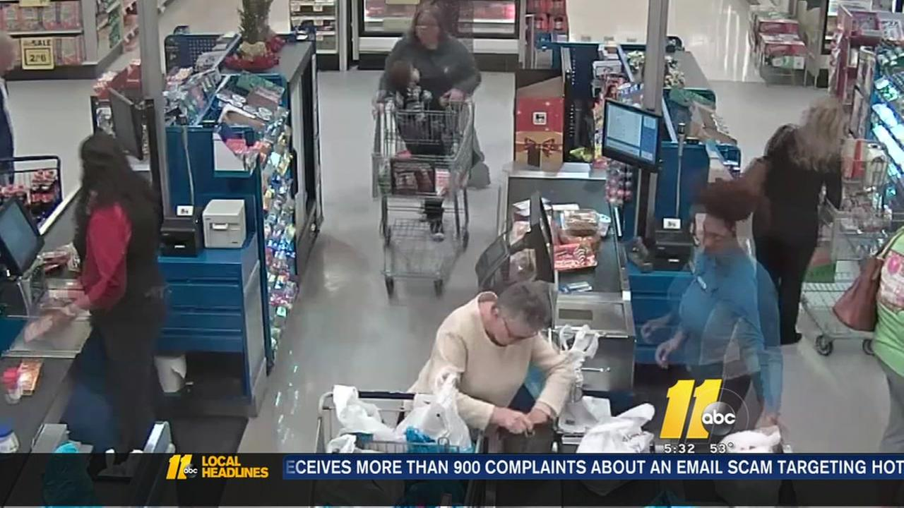 Womans wallet stolen from Cumberland County Food Lion