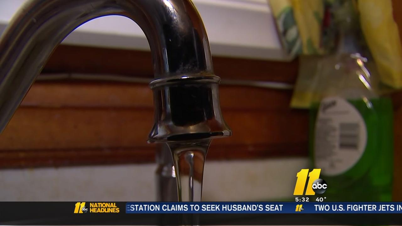 Major water leak still a mystery in Edgecombe County