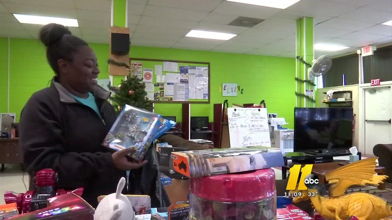 Find-A-Friend gives the gift of Christmas to Fayetteville families in need