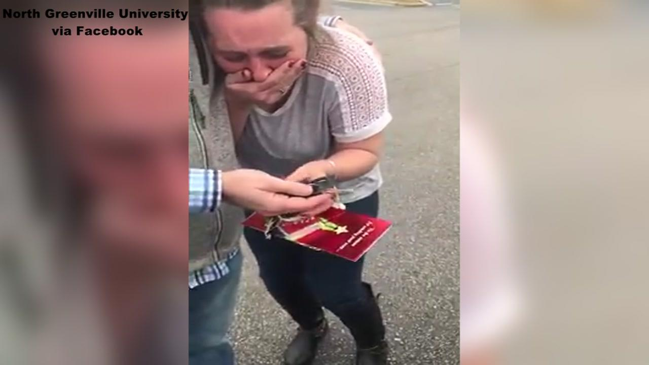 SC mom recovering from addiction gets Christmas surprise