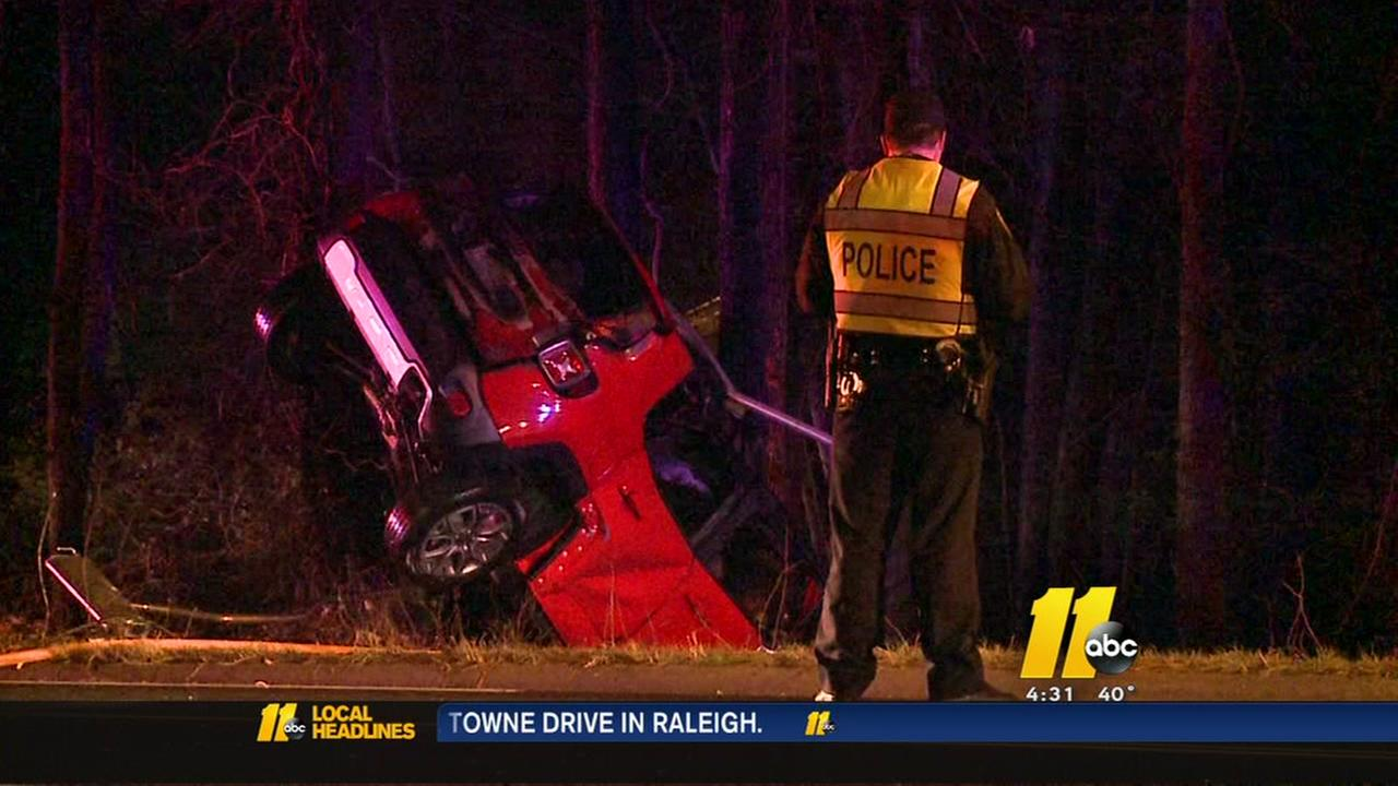Man, woman killed in Durham crash