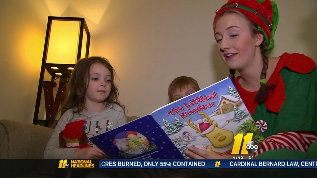 Wake County business brings elves to your doorstep