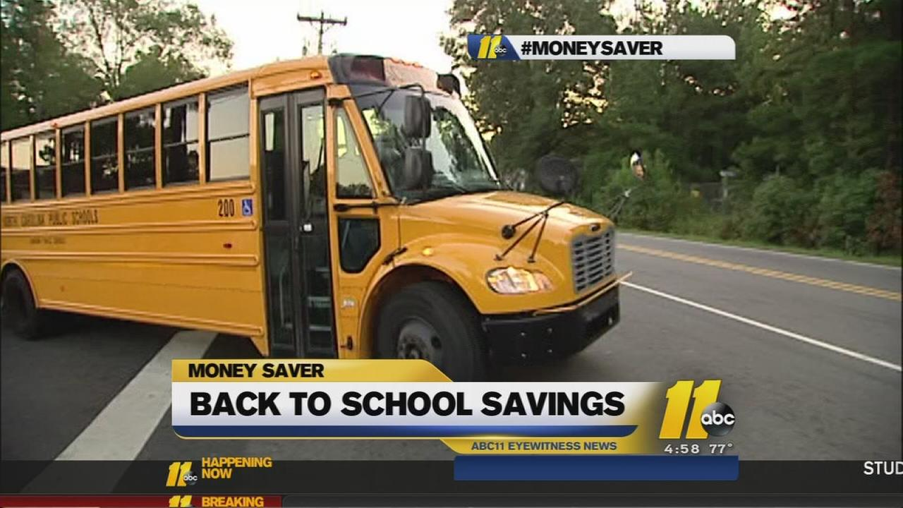 Back To School Sites Help You Save