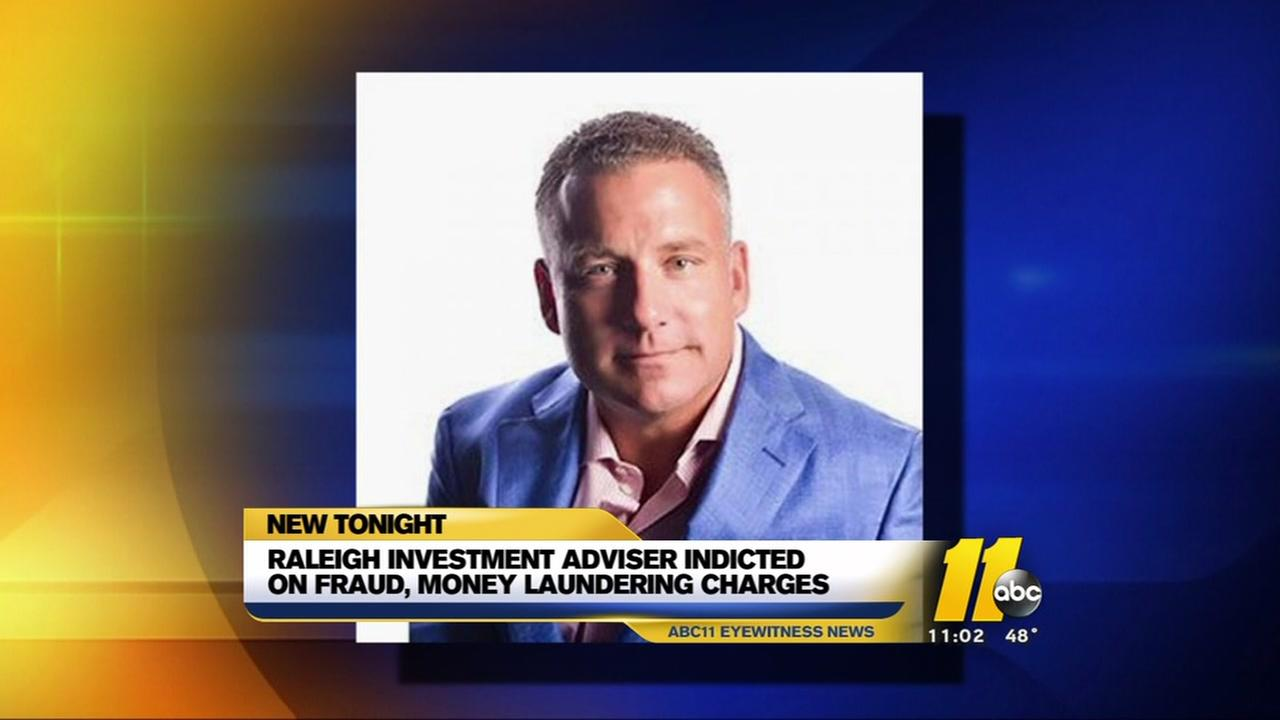 Raleigh investor indicted on multiple counts