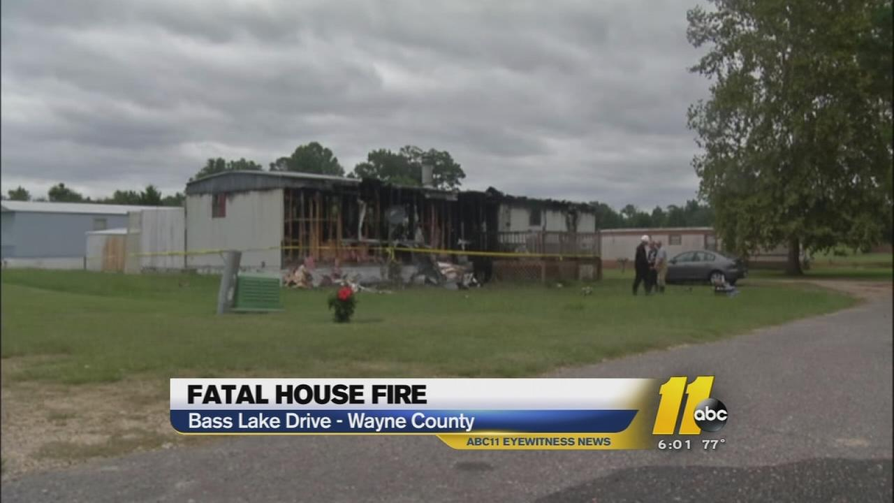 Wayne County fatal fire