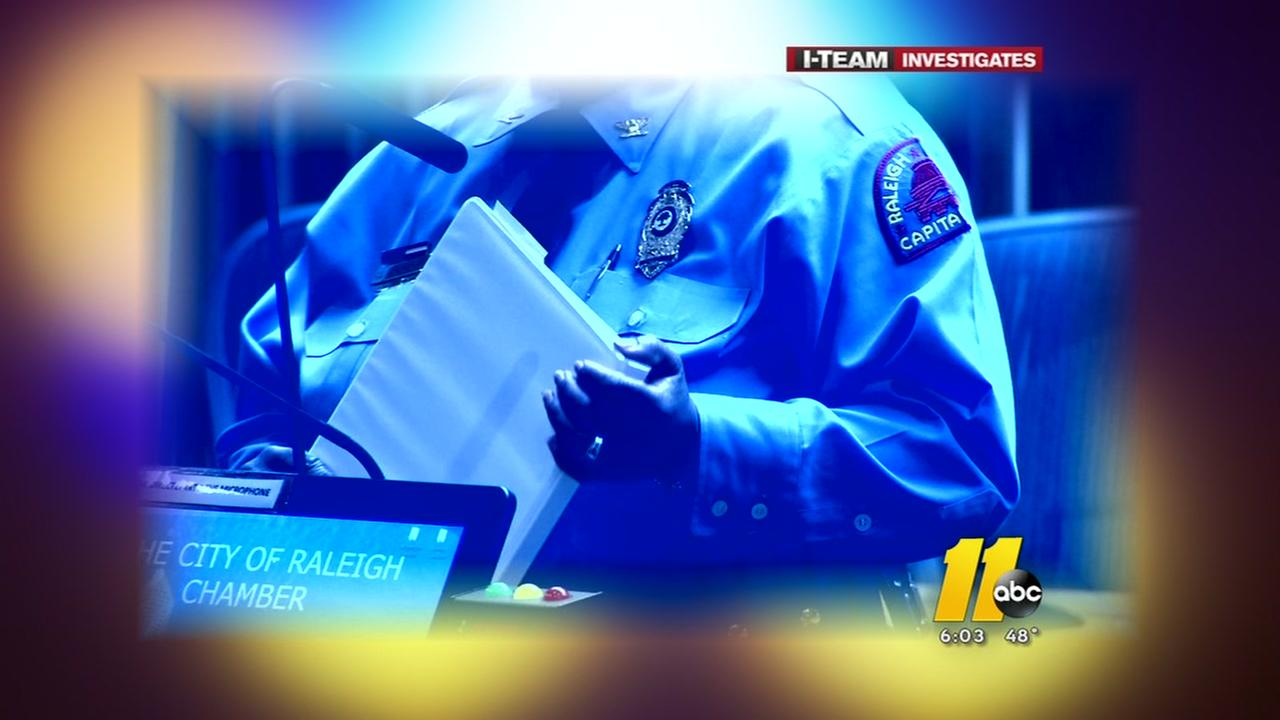 Raleigh releases final draft of body-cam policy
