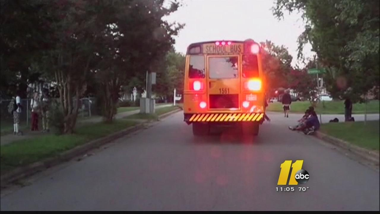 Some parents upset about long bus rides in Wake County