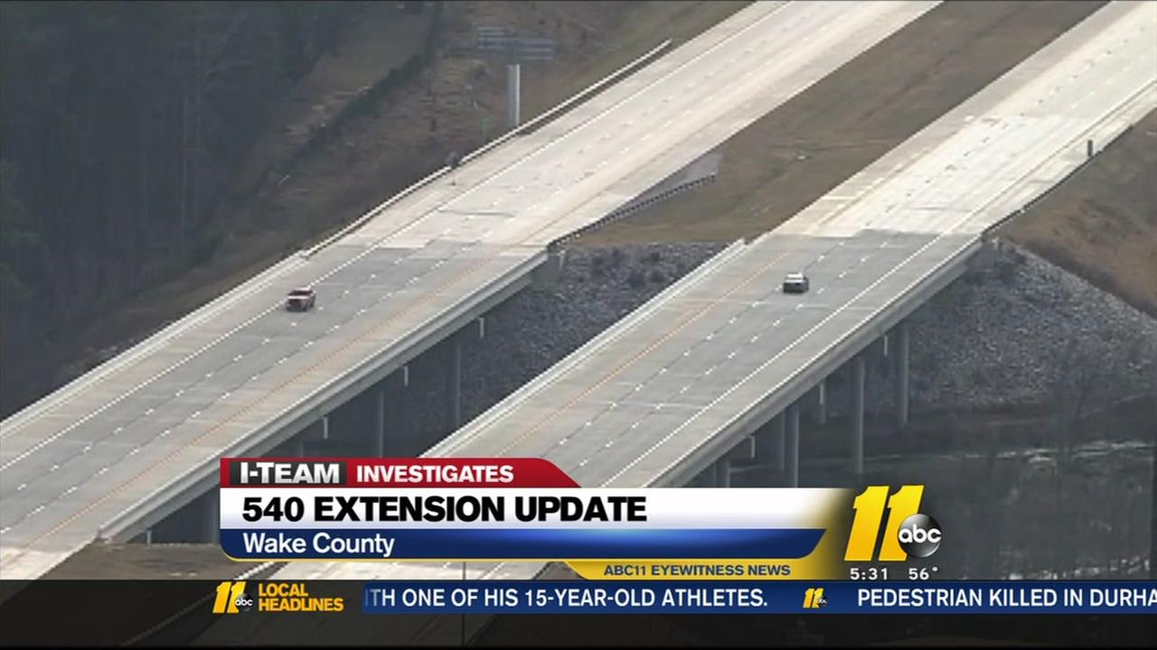 NCDOT clears last major hurdle in Complete 540 project