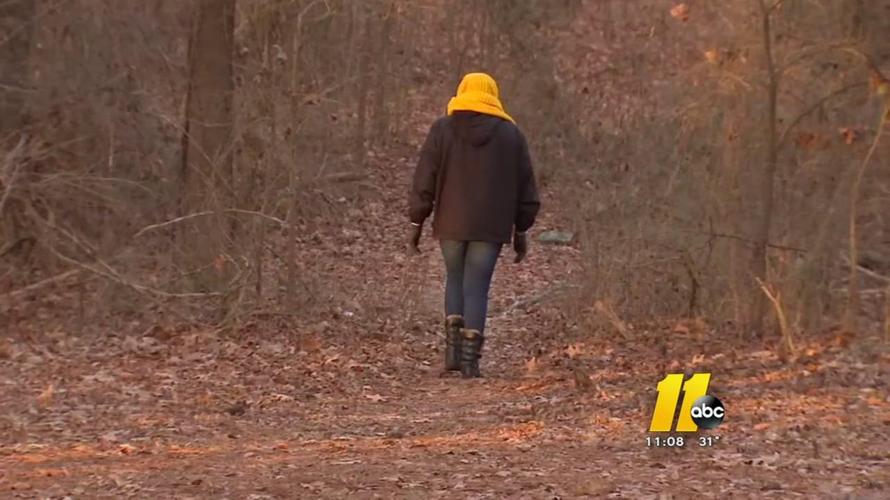 Relatives search Eno River area for missing couple