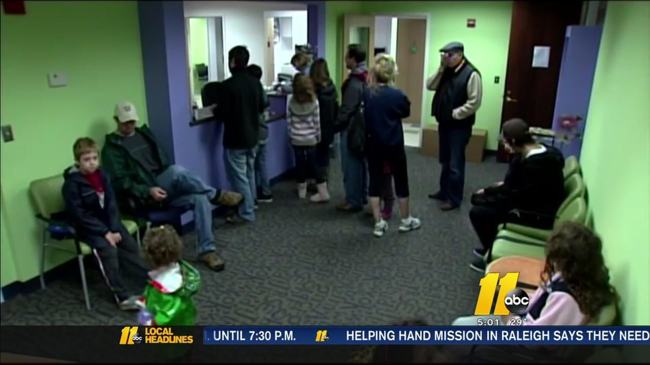 Childs death blamed on flu