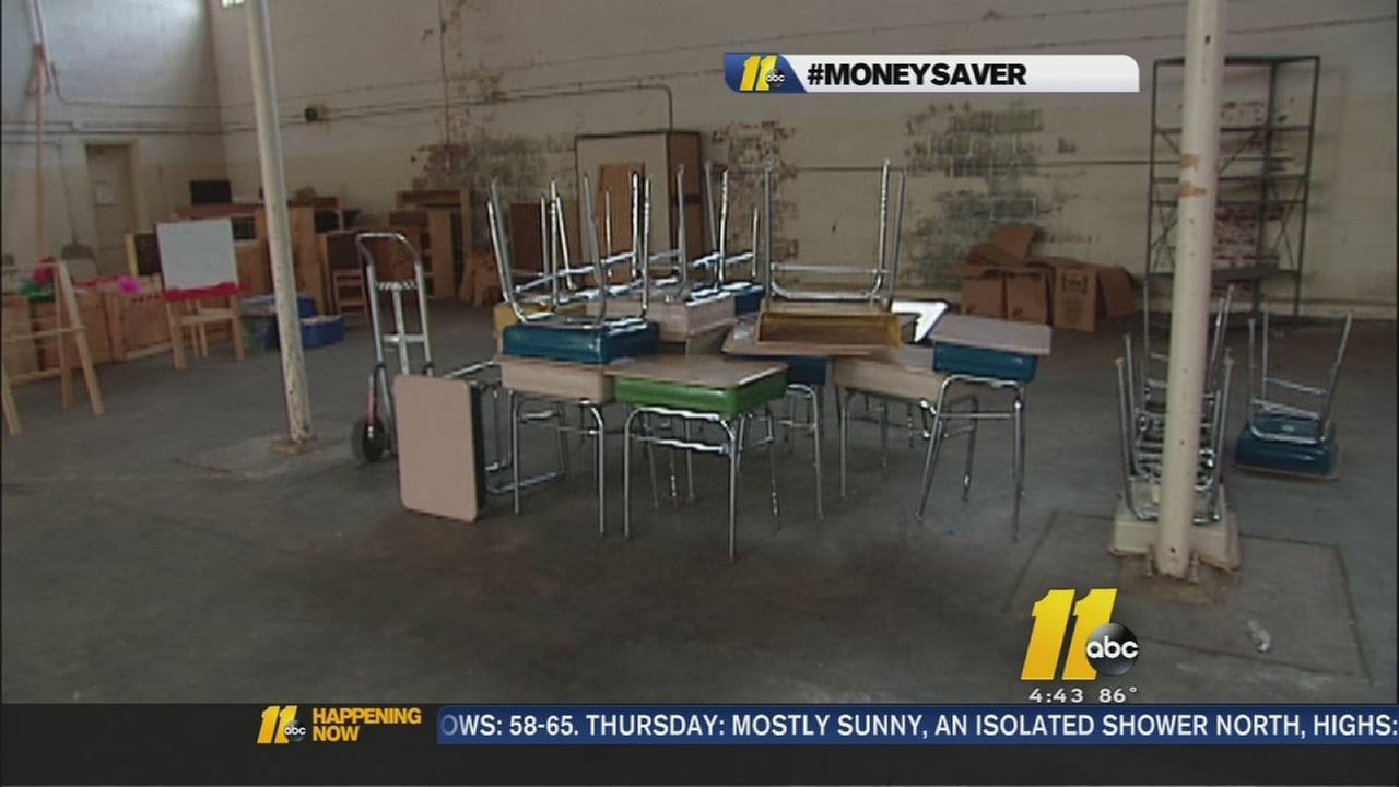 Wake schools to hold weekend surplus sale