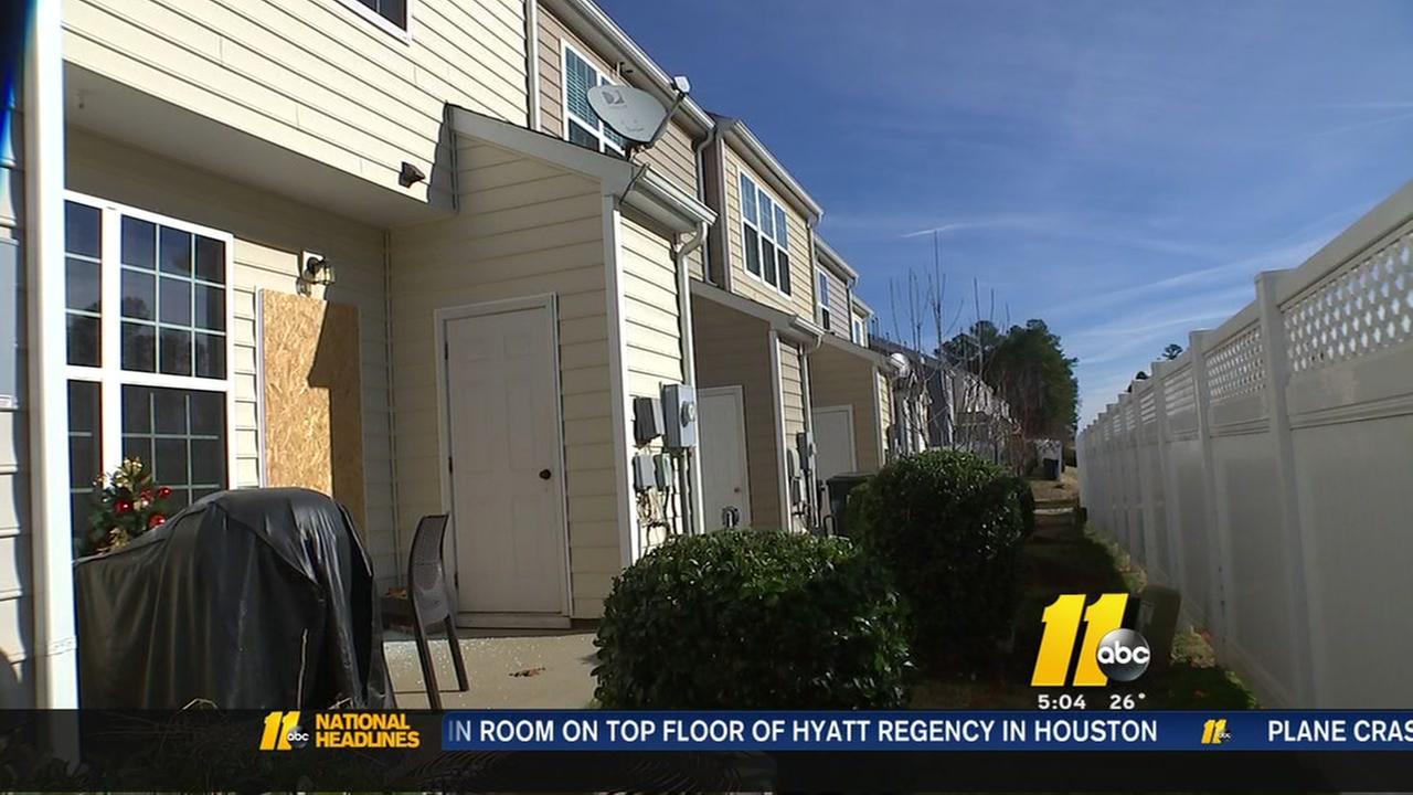 Theives strike Raleigh homes during holiday weekend