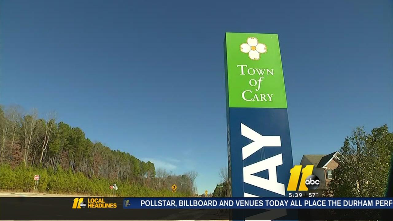 Cary residents fight back against planned school