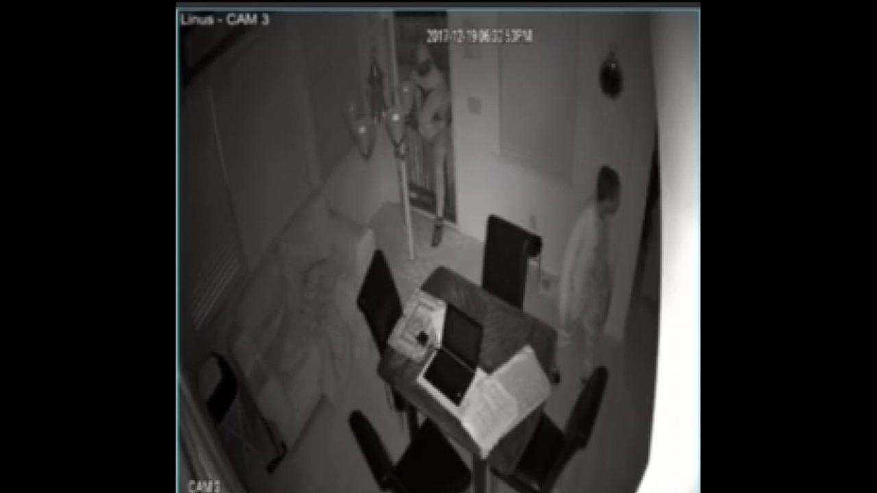 Raleigh Police seek suspects in attempted burglary