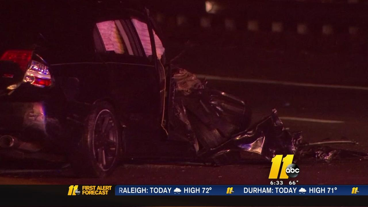 Wendell man struck, killed by own car while trying to push it off US-64 in Wake County
