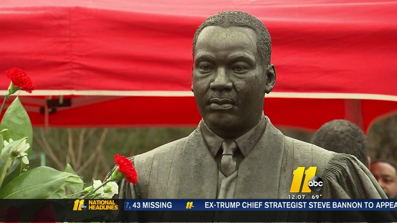 Martin Luther King Jr. Day events in the Triangle