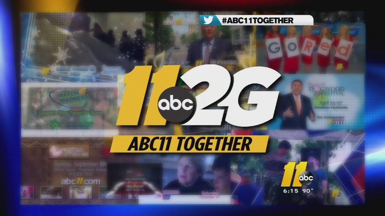 Welcome to ABC11 Together!