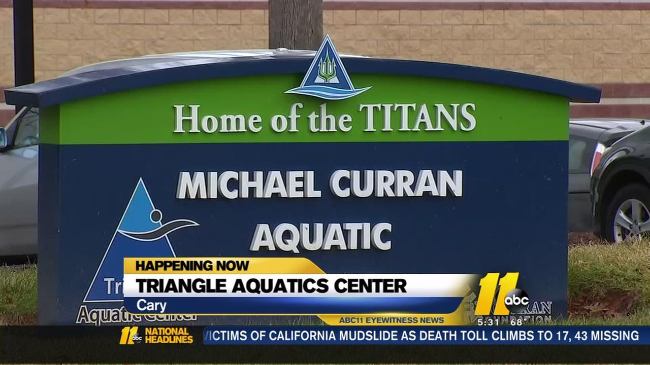 Bullying alleged at Triangle aquatics center