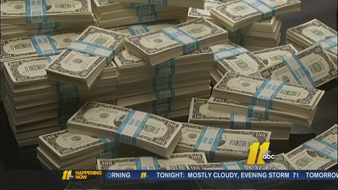 North Carolina loses $470 million in tax revenue