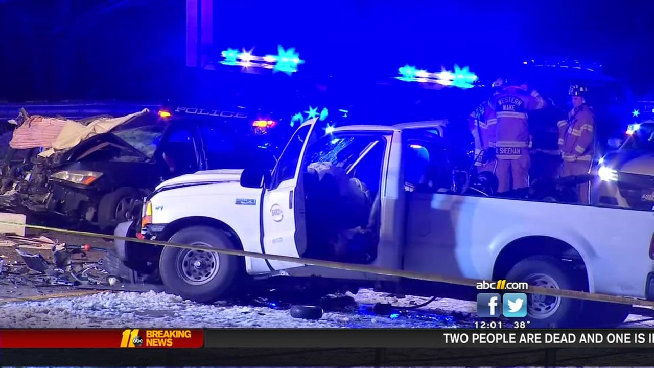 New Keyword2 killed, 2 injured in head-on crash on I-40 W in Raleigh