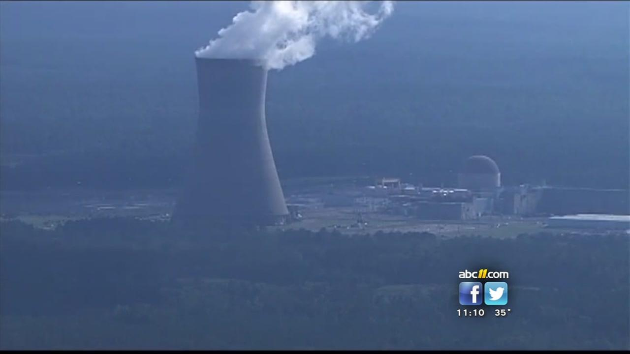 Nuclear plant false alarm causes commotion